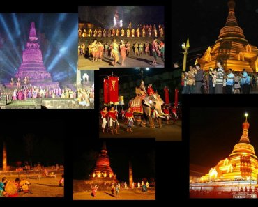 Thailand Festivals February 2017