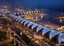 Bangkok Airport Thailand or Suvarnabhumi Airport This is its Official Name