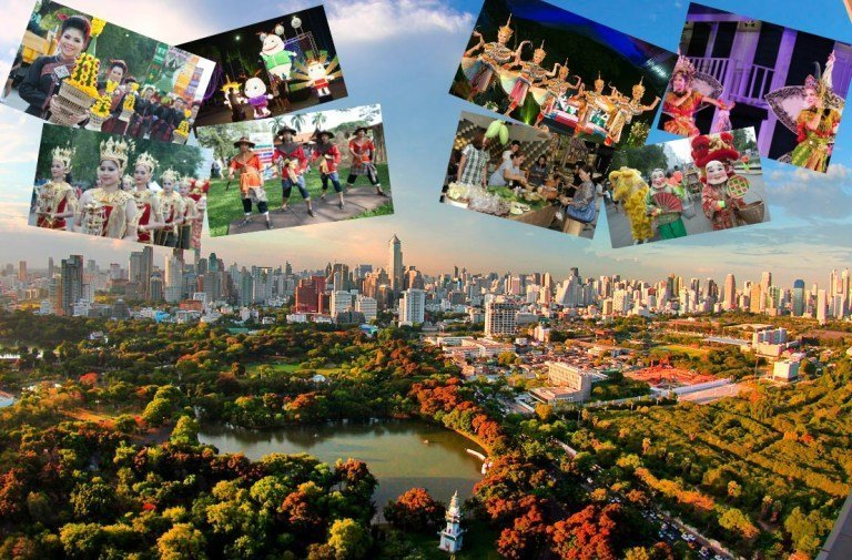 Thailand Festivals The Tourism Festival 2017