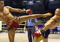 Muay Thai Boxing Bangkok Lumpinee Stadium Still Packing a Punch