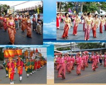 Thailand Festivals Prachup Bay Festival