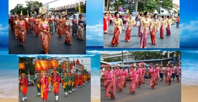 Thailand Festivals Prachup Bay Festival Prachuap Khiri Travel Wonders III