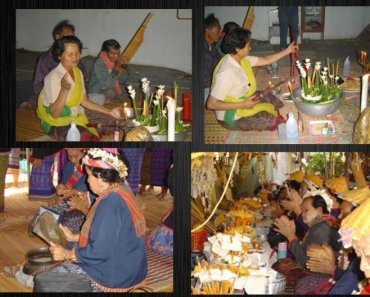 Thailand Culture Calling on Demons and Spirits