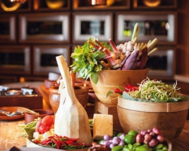 Thai Food Culture Sharing
