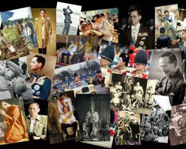 king Bhumibol Adulyadej Thailand