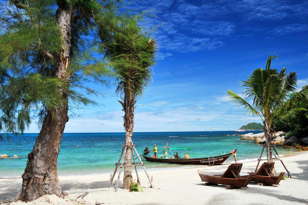 Koh Tao Island The Turtle Island Located In The Gulf Of Thailand - Where is thailand located