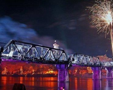 Thailand Festivals November