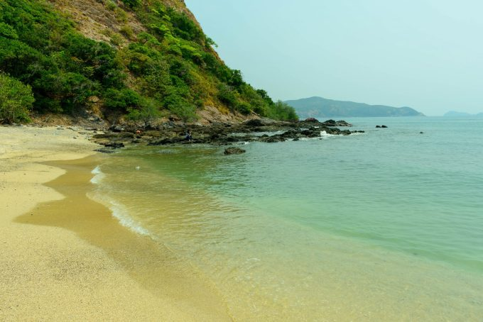 Thailand best beaches Koh Kham