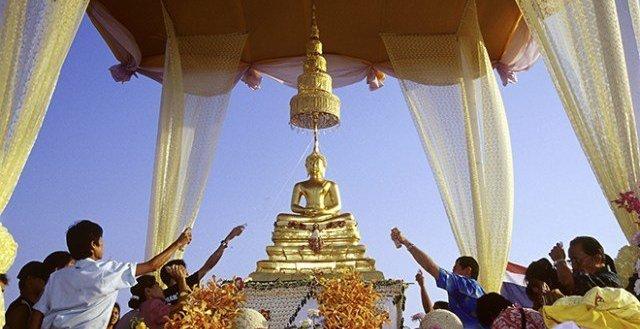 Thailand Grand Songkran Celebrations 2018