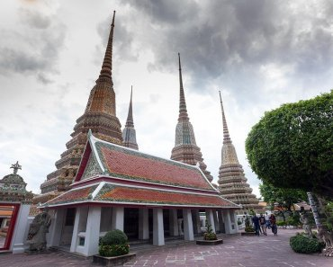 Thailand's temples