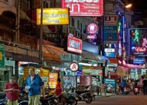 Soi Buakhao Pattaya Thailand March 2021