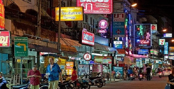 Soi Buakhao Pattaya