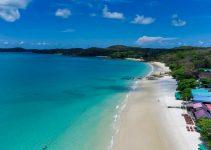 Koh Samet Beach Haad Sai Kaew Thailand