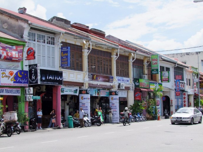 chulia street penang malaisie