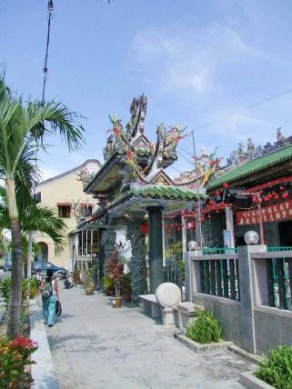 devant thean hou temple chinois penang malaisie