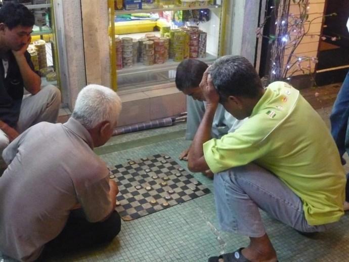 jeu rue penang malaisie