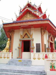 temple bouddhiste thai penang malaisie