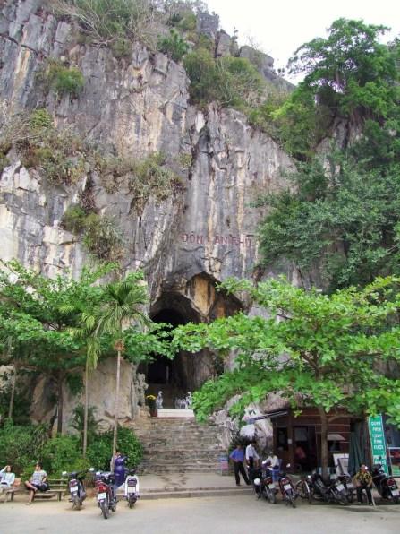 trajet hoi an-hué - montagne marbre - vietnam