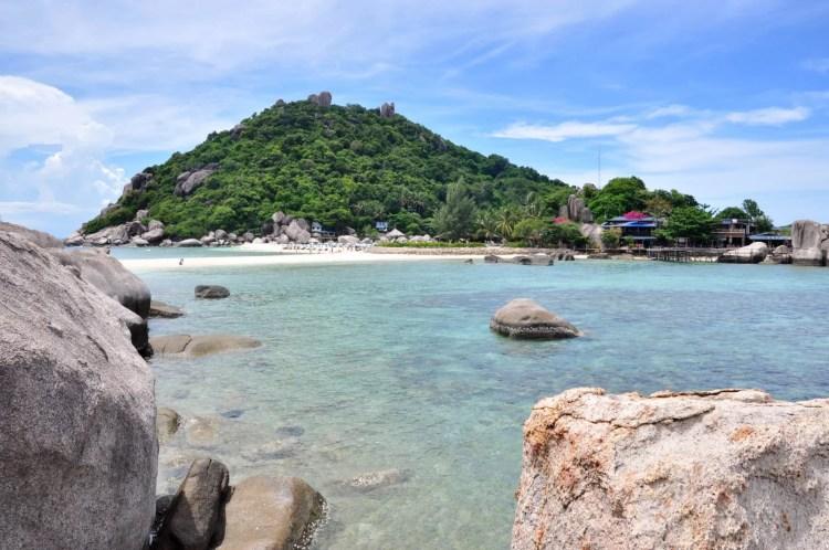 couleurs ko nang yuan - ko tao - thailande