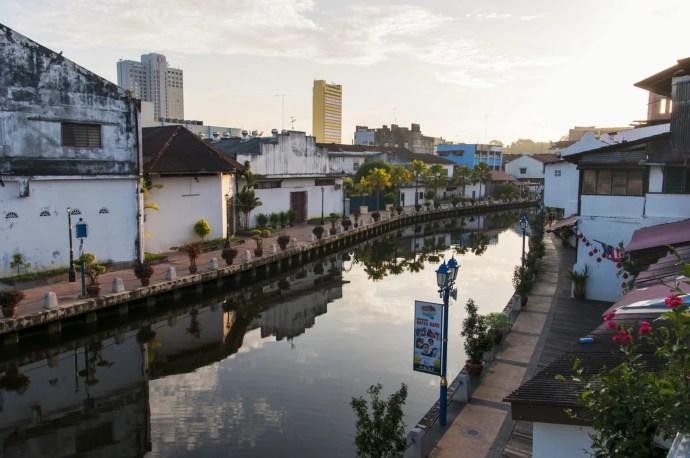 canal malacca - malaisie