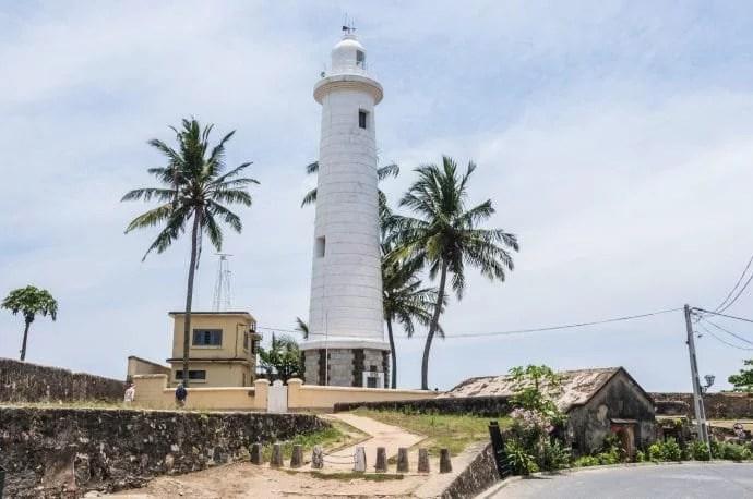 phare galle - sri lanka