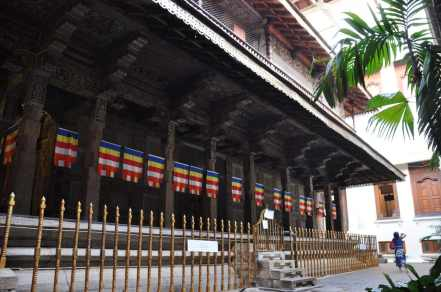 temple de la dent - kandy - sri lanka