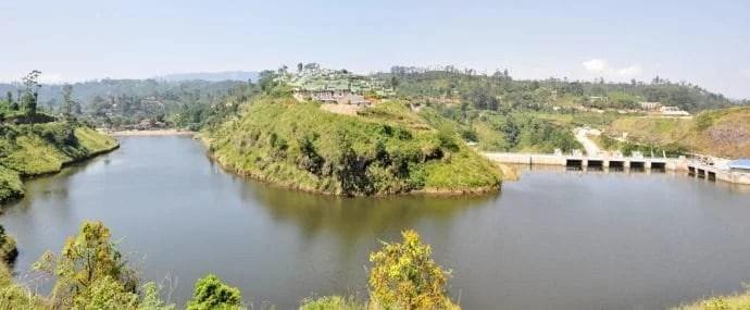 trajet train nuwara eliya - kandy - sri lanka