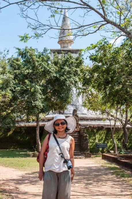 alahana pirivena - polonnaruwa sri lanka