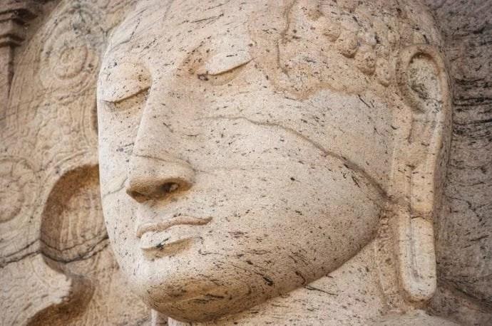gal vihara polonnaruwa - sri lanka