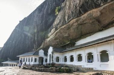 grottes dambulla - sri lanka