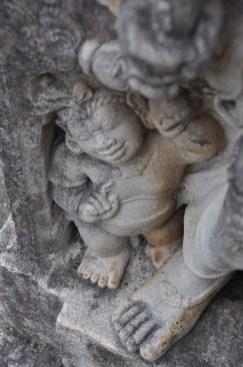 sculpture quadrangle polonnaruwa - sri lanka