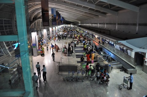 escale aeroport mumbai - Inde