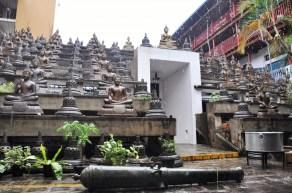 temple de gangaramaya - colombo - sri lanka