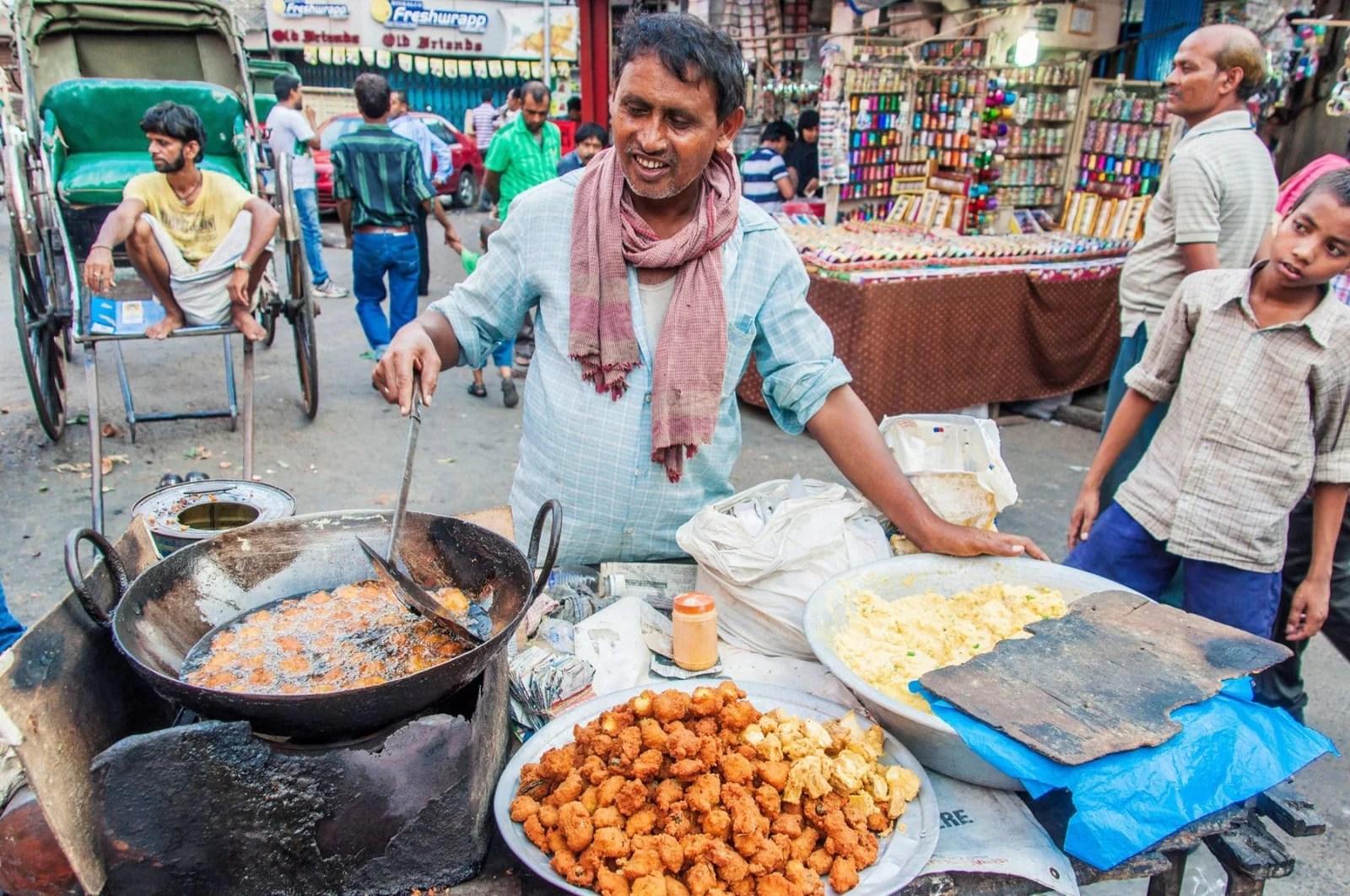 marché calcutta - inde