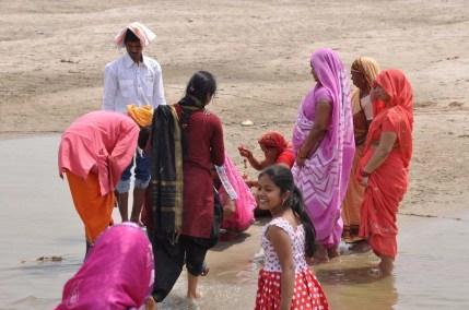 ceremonie mariage gange varanasi - inde