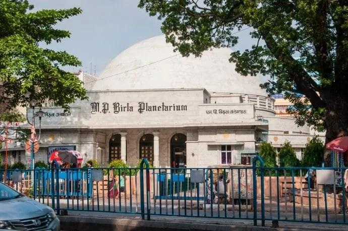 planetarium calcutta - inde