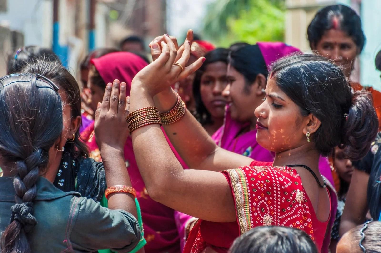 mariage varanasi - inde
