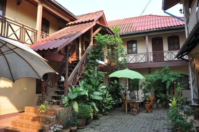 Heuan Lao Guesthouse Vientiane Laos