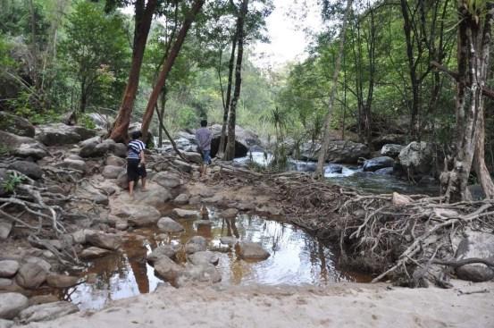 cascade Huai Luang - Phu Chong Na Yoi National Park-Ubon Ratchathani