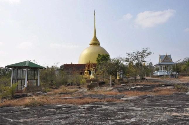 Pagode Wat Patihan-Ubon Ratchathani
