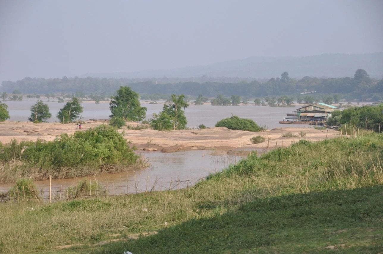 Mekong river - Khong Chiam - Ubon Ratchathani
