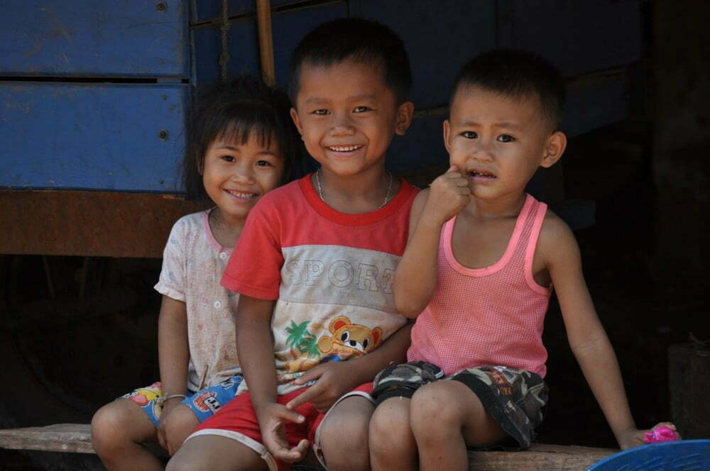 villlage thakek laos