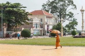 place devant palais royal phnom penh