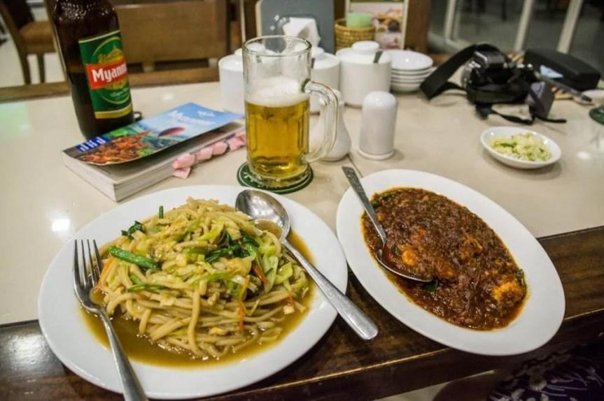 restaurant mawlamyine birmanie