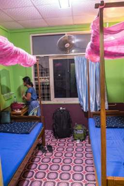 guesthouse hpa an birmanie