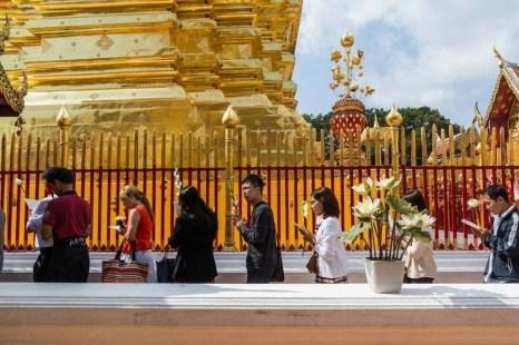 Wat Phra That Doi Suthep Chiang Mai