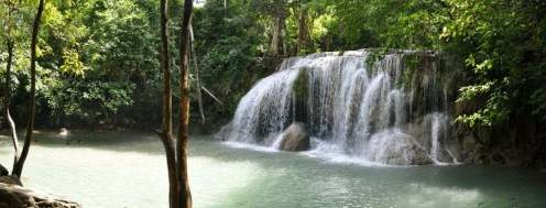 erawan waterfall kanachanaburi