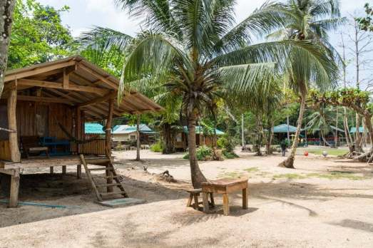 green view resort ao tann koh mak