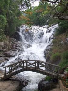 cascade Dantala Dalat Vietnam