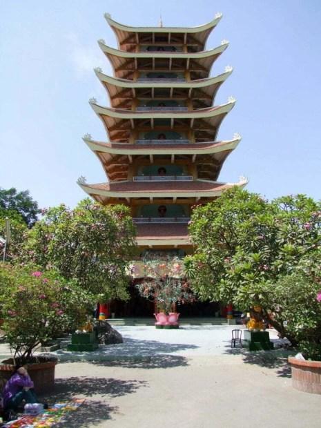 pagode gioc lam ho chi minh ville vietnam